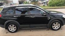 Bán Chevrolet Captiva Ltz đời 2008, màu đen như mới