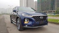 Cần bán Hyundai Santa Fe 2.4 xăng đặc biệt 2019, khuyến mại khủng chưa từng thấy, hỗ trợ trả góp 80%, giao xe ngay