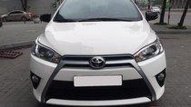 Bán ô tô Toyota Yaris 1.5G 2017, màu trắng, nhập khẩu, chủ xe cực giữ gìn