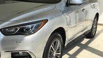 Cần bán Infiniti QX60 3.5 AWD 2018, màu bạc, nhập khẩu nguyên chiếc