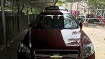Bán xe Chevrolet Captiva LTZ Maxx 2.4 AT 2010, màu đỏ, số tự động