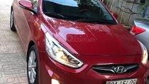 Bán Hyundai Accent 1.4 AT 2013, màu đỏ, xe nhập, số tự động