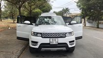 Cần bán xe LandRover Sport năm 2014, màu trắng nhập khẩu