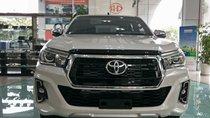 Giá lăn bánh xe Toyota Hilux 2019 sau khi tăng phí trước bạ