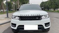 Ranger Rover 3.0 Sport HSE Dynamic 7 chỗ, màu trắng, sản xuất 2017, nhập về Việt Nam 2018