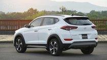 Bán Hyundai Tucson sản xuất 2019, màu trắng, giá tốt - LH: 0777-405-666