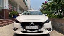Cần bán Mazda 3 2018 màu trắng xe lướt, xe đẹp giá tốt. LH: 0903175312