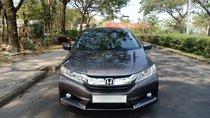 Cần bán xe Honda City 1.5AT sản xuất 2015, màu nâu, giá 470 triệu