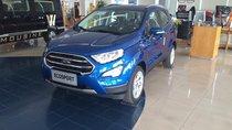 Bán Ford EcoSport 1.5 Titanium đời 2019, màu xanh lam giá cạnh tranh