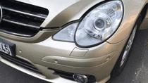 Xe Mercedes-Benz R350 sản xuất 2009 màu vàng, nhập khẩu nguyên chiếc, giá 630 triệu