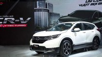 Hết thời bia kèm lạc, Honda CR-V quay về đúng giá thật nhận ưu đãi từ 10-20 triệu đồng tại đại lý