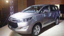 Toyota Innova Crysta G Plus ra mắt tại Ấn Độ với giá 510 triệu đồng