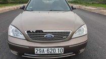 Bán Ford Mondeo 2.5AT đời 2004, màu nâu, giá chỉ 210 triệu