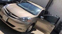Bán xe Toyota Sienna đời 2008, màu vàng, nhập khẩu