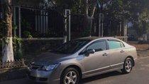 Cần bán xe Honda Civic đời 2007, màu bạc, số tự động