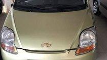Bán Chevrolet Spark 2009, màu xanh lục xe gia đình, 130tr