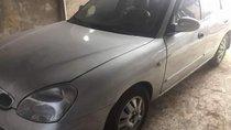 Bán Daewoo Nubira 2002, màu bạc, xe nhập