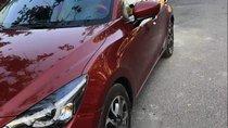 Bán Mazda 2 sản xuất năm 2017, màu đỏ, còn mới 99%