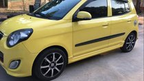 Cần bán gấp Kia Morning 2011, màu vàng, nhập khẩu