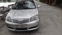 Bán xe Toyota Vios sản xuất 2007, màu bạc, nhập khẩu