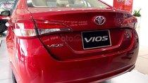 Toyota Thanh Xuân xả sốc xe Toyota Vios 1.5G CVT 2019, hỗ trợ TG, KM giảm sâu LH ngay 0978835850