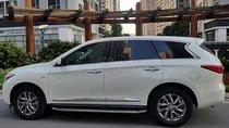 Chính chủ bán Infiniti QX60 3.5 AWD năm 2015, màu trắng, nhập khẩu
