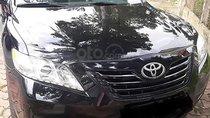 Bán ô tô Toyota Camry 2.4, màu đen, nhập khẩu Mỹ cuối năm 2007