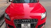 Bán ô tô Audi TT S Roadster 2009, màu đỏ, nhập khẩu