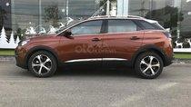 Peugeot Thanh Xuân bán xe 3008 hỗ trợ trả góp và nhiều khuyến mại