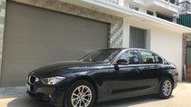 Bán xe nhập Đức BMW 320i model 2015, màu đen tại TPHCM