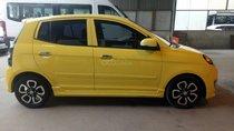 Bán ô tô Kia Morning SLX đời 2010, màu vàng, nhập khẩu xe đẹp 98%