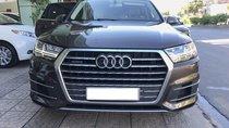 Audi Q7 3.0 màu nâu/kem sản xuất 2016, đăng ký 20117 nhập khẩu nguyên chiếc