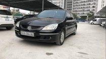Cần bán lại xe Mitsubishi Lancer 2005, màu đen, nhập khẩu nguyên chiếc, 215tr