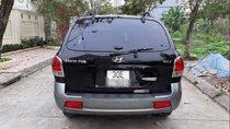 Bán xe Hyundai Santa Fe đời 2005, màu đen, nhập khẩu nguyên chiếc số tự động, 285 triệu