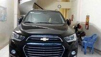Bán Chevrolet Captiva năm sản xuất 2018, màu đen, nhập khẩu, giá chỉ 650 triệu