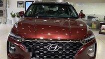 Bán Hyundai Santa Fe 2019 đủ màu giao ngay tháng 3/2019, xe mới  100%