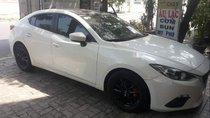 Bán ô tô Mazda 3 sản xuất 2016, màu trắng, xe đẹp, bảo dưỡng đầy đủ