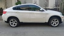Bán xe BMW X6 đời 2009, màu trắng chính chủ