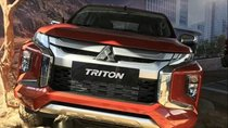 Cần bán Mitsubishi Triton 2019, xe nhập, 730.5tr