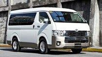 Bán ô tô Toyota Hiace năm sản xuất 2019, màu trắng, nhập khẩu nguyên chiếc
