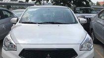Bán xe Mitsubishi Attrage năm 2019, màu trắng, xe nhập giá cạnh tranh