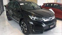 Bán Honda CR V sản xuất 2019, màu đen, nhập khẩu nguyên chiếc