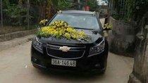Cần bán Chevrolet Cruze đời 2015, màu đen