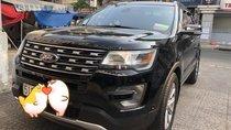 Bán Ford Explorer năm 2016, màu đen, xe nhập