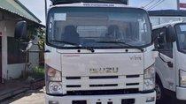 Bán xe tải Isuzu 8T2 thùng dài 7m, trả trước 100tr nhận xe