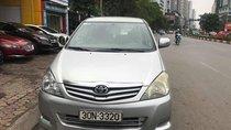 Cần bán xe Toyota Innova 2009 G số tay, màu bạc