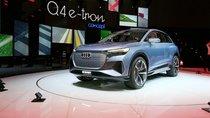 Audi Q4 e-tron chính thức 'lên sóng' tại Geneva 2019