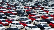 Ô tô nhập khẩu trong tháng 2/2019 sụt giảm mạnh