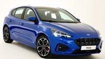 Ford Focus 2019 sắp ra mắt Việt Nam