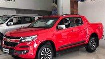 Bán ô tô Chevrolet Colorado 2.5 LTZ 4x4 năm sản xuất 2019, màu đỏ, nhập khẩu Thái